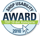 shop usibility award
